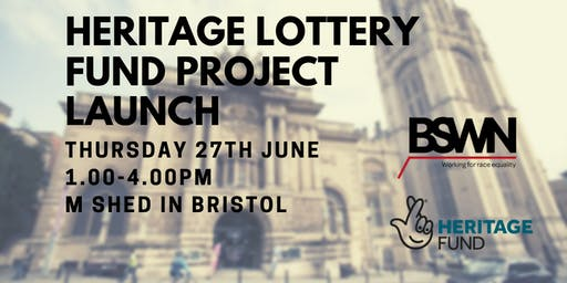 BSWN Heritage Lottery Fund Project Launch