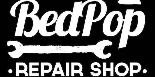 Bedpop Repair Shop at Keep It Green 2019