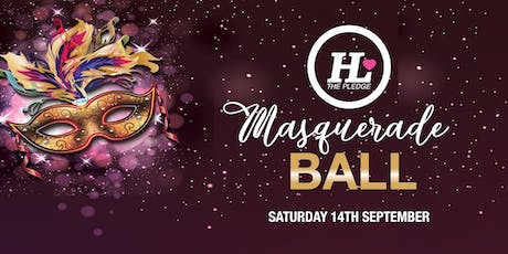 Hidden Lives Masquerade Ball And Pledge Launch tickets