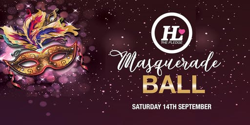 Hidden Lives Masquerade Ball And Pledge Launch