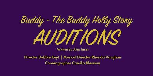 Buddy Audition
