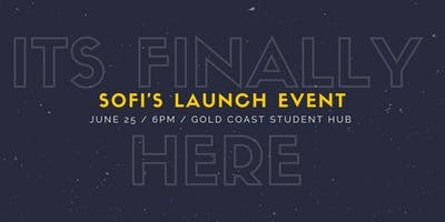 SOFI Launch Event!