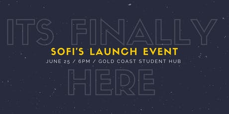 SOFI Launch Event! tickets