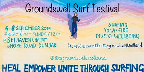 Groundswell Surf Festival tickets