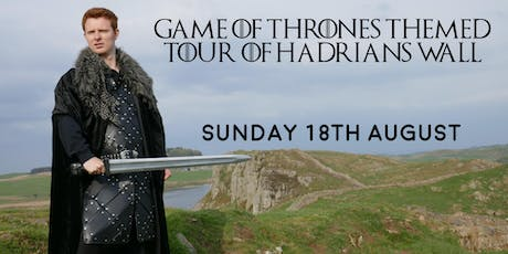 Game of Thrones Themed Walking Tour of Hadrian's Wall tickets