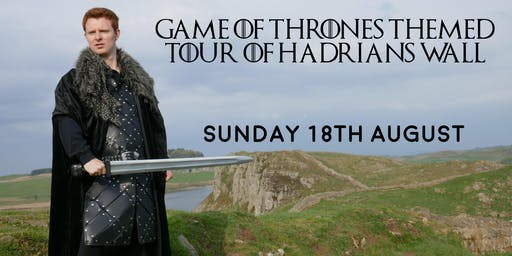 Game of Thrones Themed Walking Tour of Hadrian's Wall