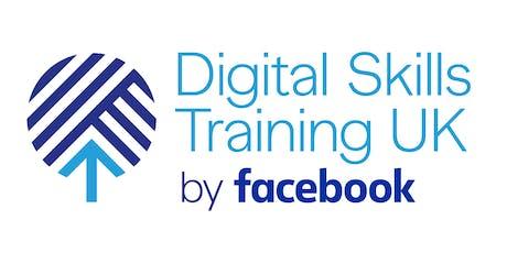Facebook's Digital Skills Training Programme Workshop [RBS, Edinburgh] tickets