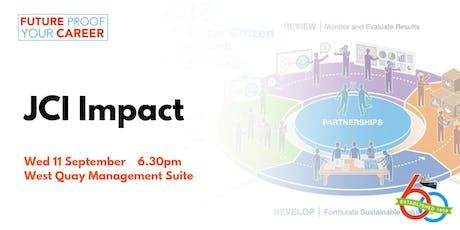 JCI Southampton Training: IMPACT (Certified course) tickets