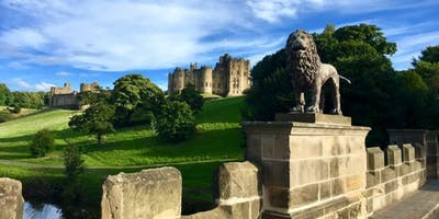 Award Winning Guided Walking Tour of Alnwick Castle and Town