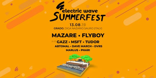 Electric Wave Summerfest 2019