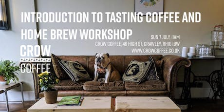Crow Coffee / Climpson Cupping tickets