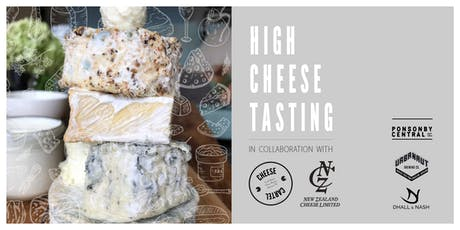 High Cheese Tasting - AKL (Sapphire Series) tickets