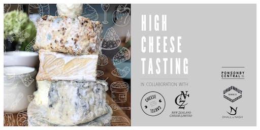 High Cheese Tasting - AKL (Sapphire Series)