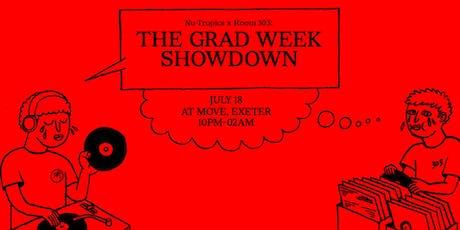 Nu-Tropics x Room 303: The Grad Week Showdown tickets