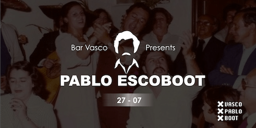 Bar Vasco: Pablo Vascoboot
