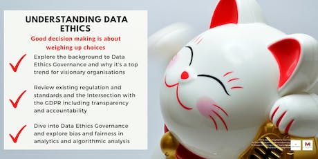 Data Ethics by Design Training [Afternoon]- September: Planning Data Management for Good tickets