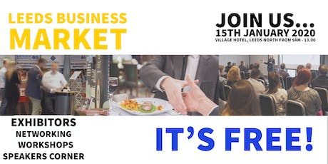 Leeds Business Market tickets