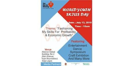WORLD YOUTH SKILLS DAY tickets