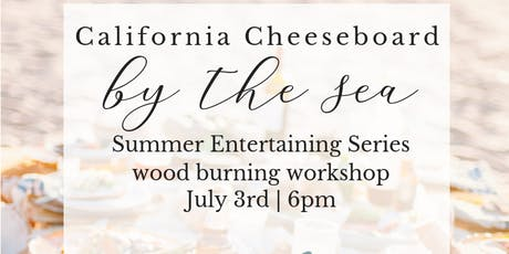 California Cheese Board Summer Picnic | L'Auberge tickets