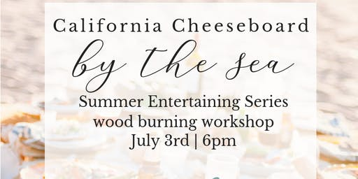 California Cheese Board Summer Picnic | L'Auberge