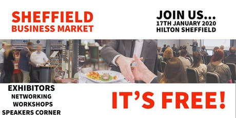 Sheffield Business Market tickets