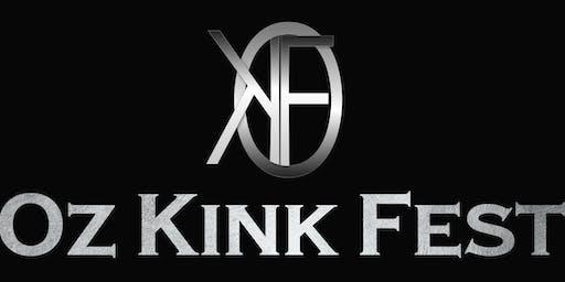 Oz Kink Fest 2019 Launch Party