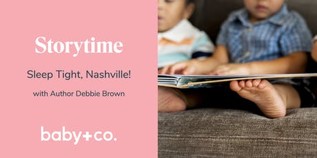 Storytime and Book Signing: Sleep Tight, Nashville! with Author Debbie Brown tickets
