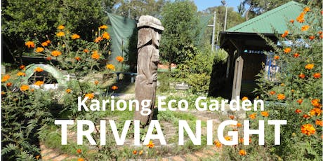 Trivia Night supporting Kariong Eco Garden tickets