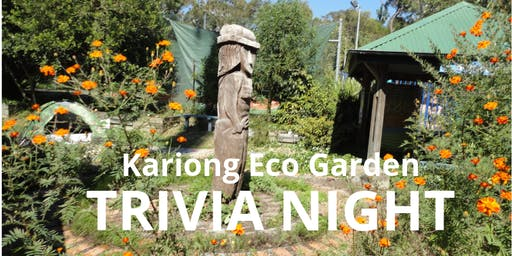 Trivia Night supporting Kariong Eco Garden