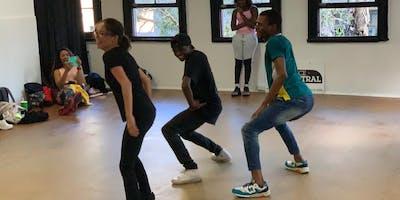 Afro-street Dance Class