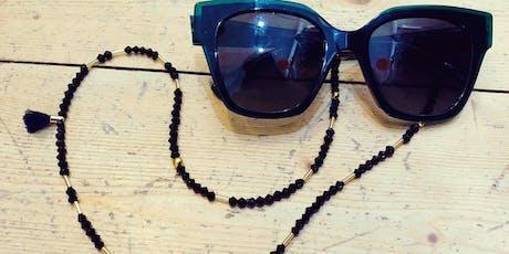 Kreativer Workshop für Eltern/DIY Brillenkette  Tickets
