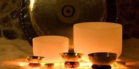 Sacred Sound Bath (Music Meditation) August 2019: Ashtanga Yoga Newcastle, NSW tickets