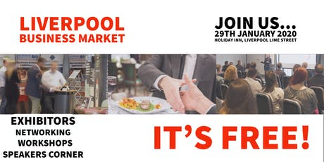 Liverpool Business Market tickets