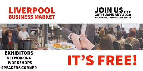 Liverpool Business Market tickets