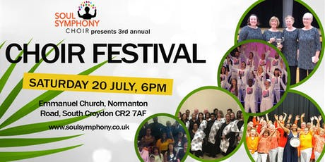 Choir Festival tickets