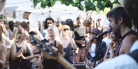 GARAGEM COLLECTIVE FIRST YEAR ANNIVERSARY LIVE MUSIC EVENT tickets