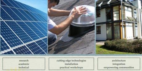 SSEG Annual Conference: Building Solar Values 18 Oct 2019 (Fri) Edinburgh tickets