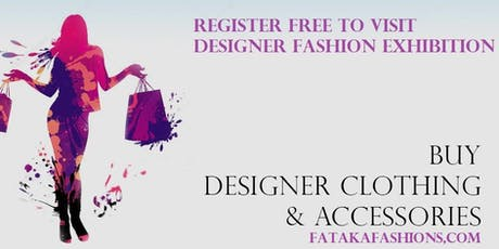 Fataka Fashions Exhibition tickets