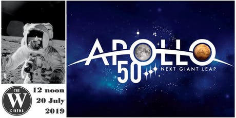 Moon Landing 50th Anniversary tickets