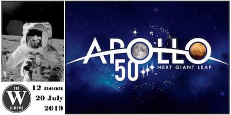 Moon Landing 50th Anniversary tickets