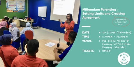 Millennial Parenting: Setting Limits and Creating Agreements with Engelina Daniel tickets