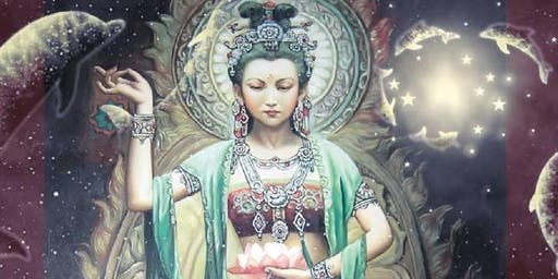 Kwan Yin and Dolphin Healing Workshop - Newcastle NSW