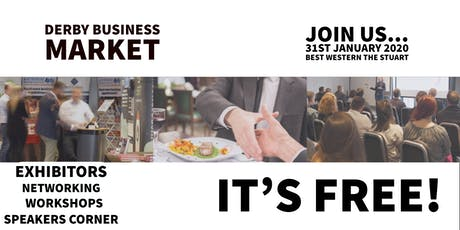 Derby Business Market tickets