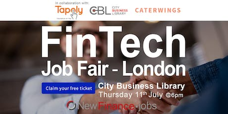 FinTech Job Fair tickets