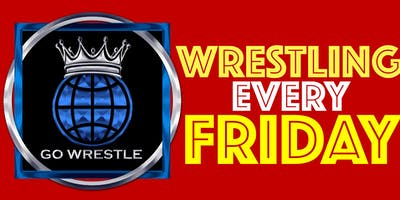 Go Wrestle! 113 Live Pro Wrestling Daytona Beach Friday June 28th