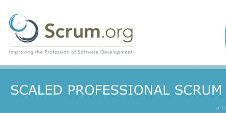 Curso Oficial Scrum.org Scaled Professional Scrum with Nexus entradas