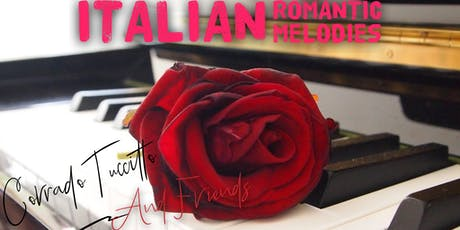 the essence of italian romantic melodies biglietti