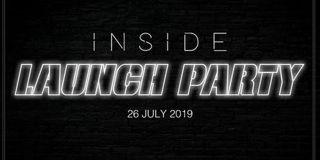 Inside London: The Launch Party tickets