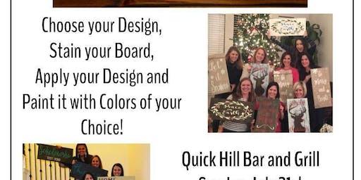 Bar Boards!
