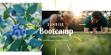 Sunrise Bootcamp at Swann Farms tickets